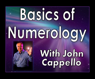 Numerology with John Cappello - Miracles of Joy Metaphysical and